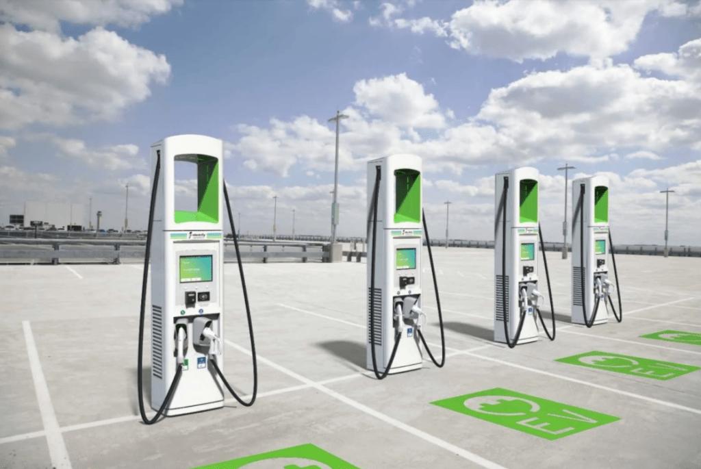 טעינה מהירה של EV - עכשיו ובעתיד